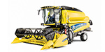 combine harvester tc tier 4b